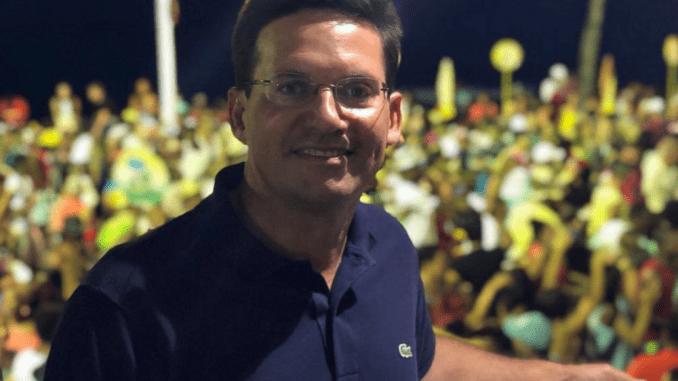 João Roma no Reveillon