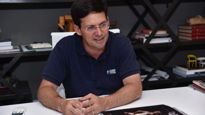 Entrevista de João Roma para a o site Alô Bahia.