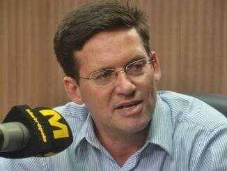 João Roma em entrevista à rádio Metrópole