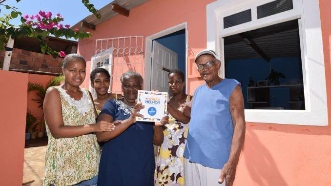 Com uma ampla cobertura, nesta semana, o programa atingiu a marca de 23.500 casas e 80 localidades contempladas na capital baiana.