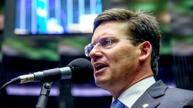 João Roma discursa na Câmara dos Deputados em Brasília