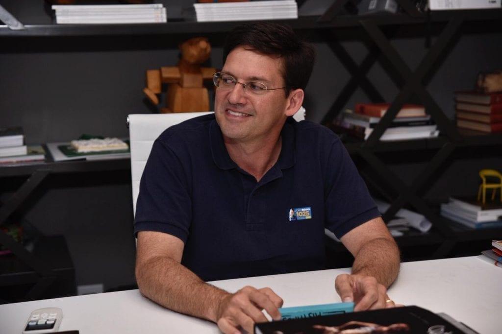 Entrevista de João Roma para a o site Alô Alô Bahia.