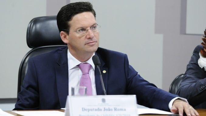 João Roma presidente da MP870