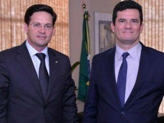 João Roma e Sérgio Moro.