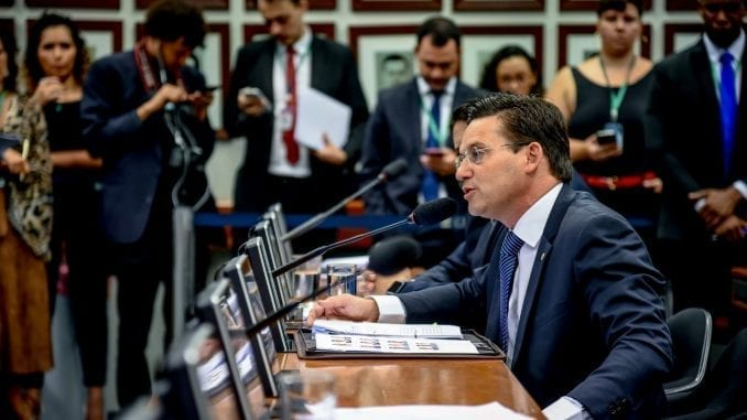 João Roma na CCJ