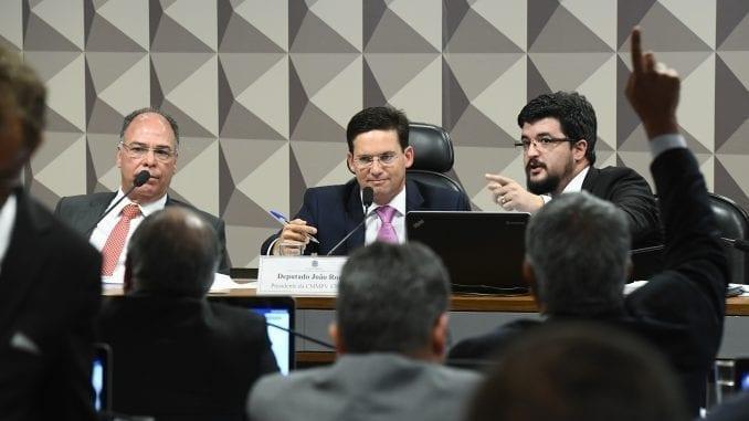 João Roma como presidente da MP870
