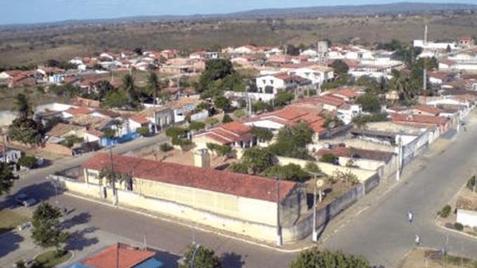 Cidade de Santanópolis na Bahia